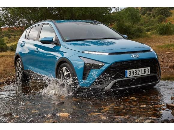 Prueba del nuevo Hyundai Bayon 2021: precios, comportamiento, vs Kona, interior,...