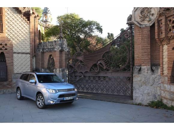 Prueba: Mitsubishi Outlander PHEV, el primer SUV híbrido eléctrico y enchufable
