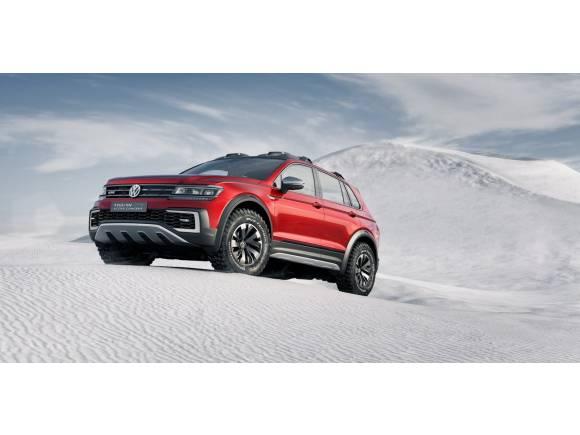 El Volkswagen Tiguan GTE Active Concept se presenta en Detroit