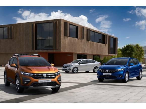 Dacia Sandero y Logan: primeras imágenes de su tercera generación