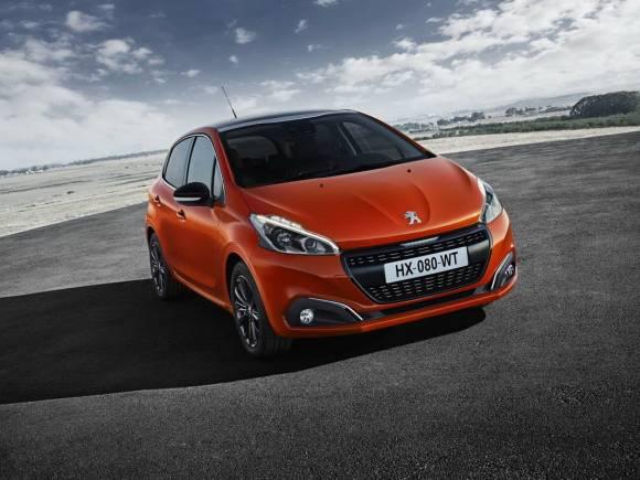 Nuevo Peugeot 208 a la venta en España