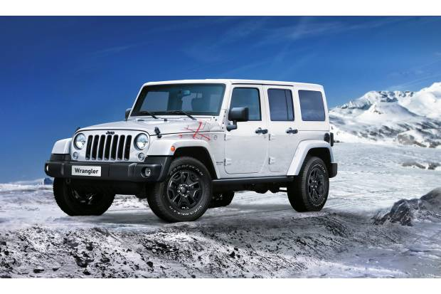 El Jeep Wrangler Backcountry, ya se vende en Europa