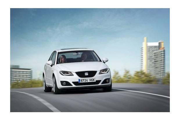 Comprar coche: nueva gama SEAT Exeo 2012
