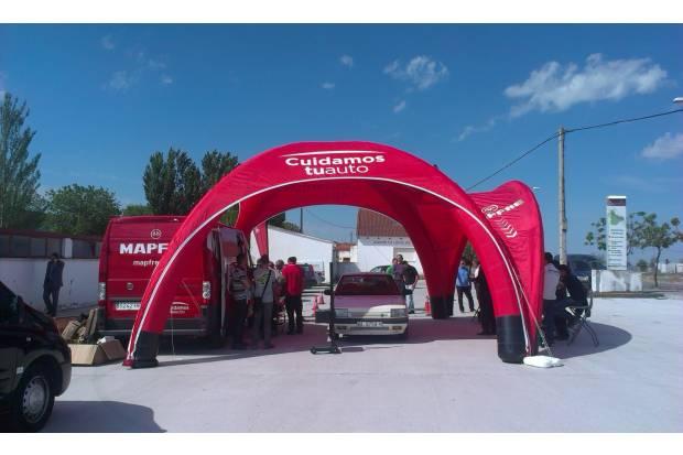 MAPFRE revisa tu coche gratis con el programa