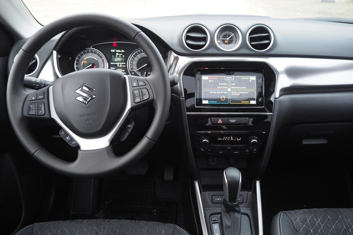 Prueba Suzuki Vitara