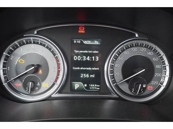 Prueba Suzuki Vitara 1.4 BoosterJet: una oportunidad barata y única