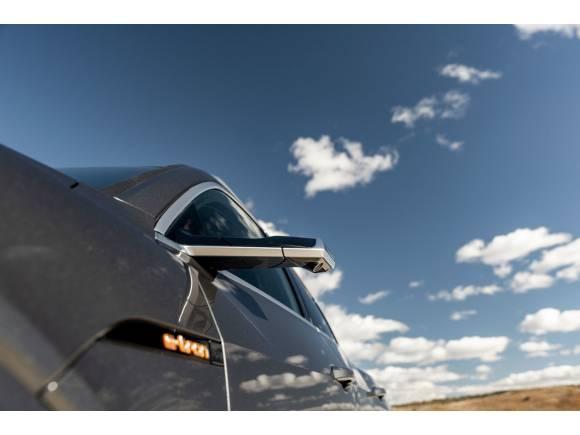 Prueba Audi e-tron Sportback 2020: precio, interior, opinión