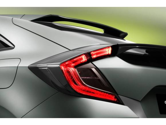 Honda Civic Concept, llegará en 2017