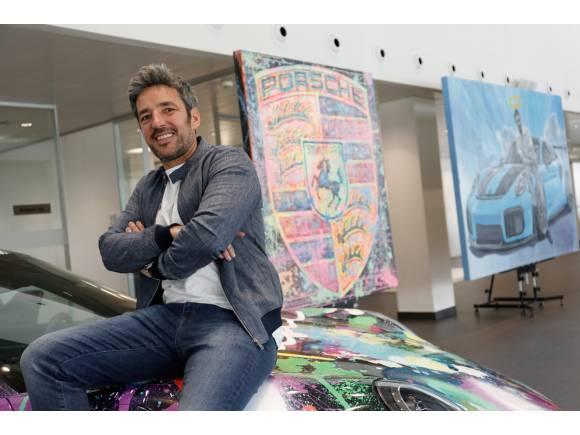 Porsche y el arte: no te resistirás a ir a sus concesionarios