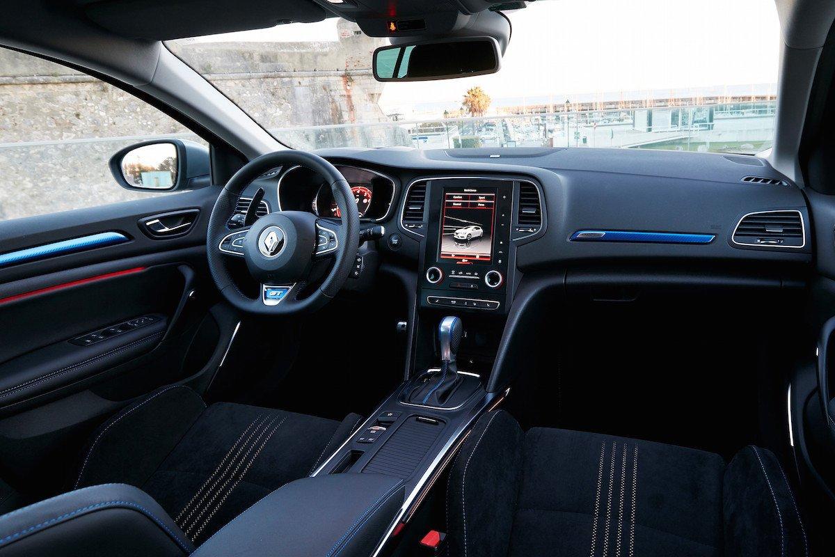Renault Mégane GT dci diesel