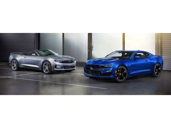 Nuevo Chevrolet Camaro 2019