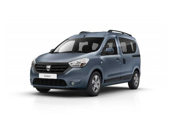 Dacia Dokker, el Renault Kangoo de Dacia