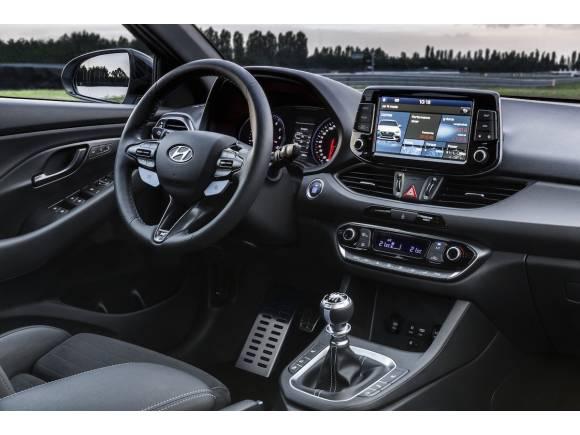 Hyundai i30 N, con N de Nürburgring