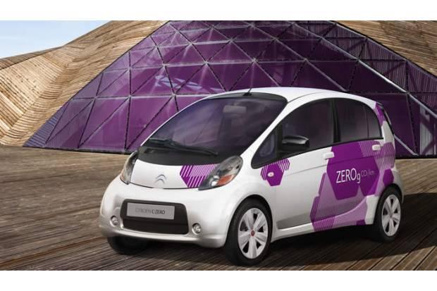 Citroën C-Zero: otro eléctrico para 2010
