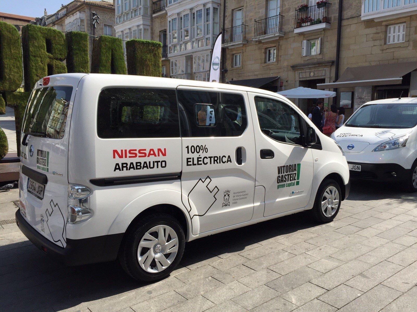 Nissan e-NV 200 2017