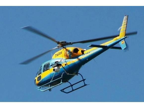 Operación verano 2018: 10 helicópteros y 5 drones