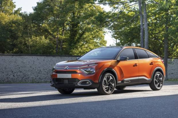 Nuevo Citroën C4 y ë-C4: vanguardia y minimalismo
