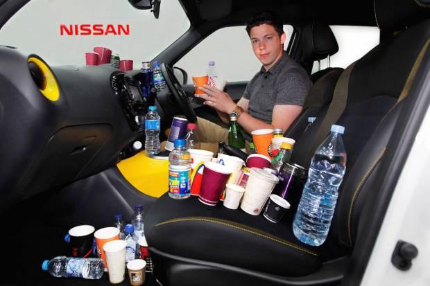 Bebidas recomendadas para viajar en coche