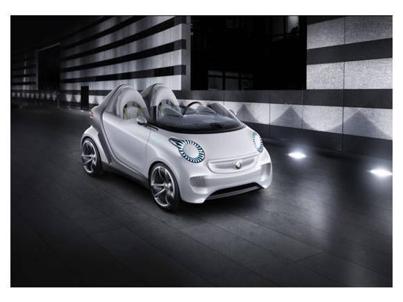 Smart forspeed: el coche eléctrico deportivo para la ciudad