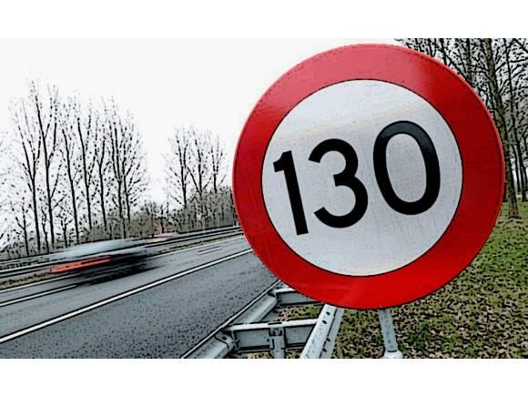 El Consejo de Estado se opone a la velocidad máxima de 130 Km/h en autopistas