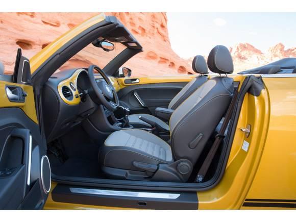 """Volkswagen Beetle Dune: un """"escarabajo"""" muy campero"""