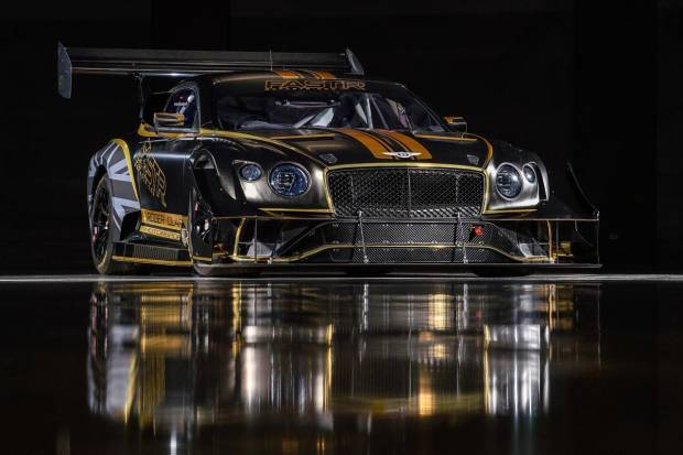 Bentley quiere batir el récord del Pikes Peak con combustibles renovables