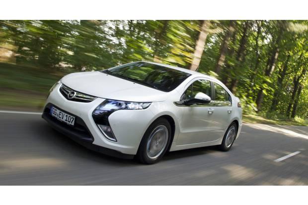 Opel gana el Ampe de Oro con un anuncio del Ampera