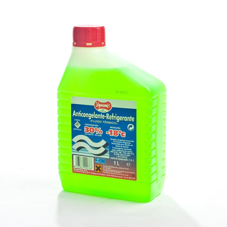 Liquido anticongelante