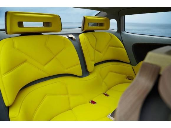 Citroën CXPERIENCE Concept: la berlina híbrida enchufable