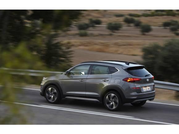 Prueba nuevo Hyundai Tucson 2019 actualizado a fondo