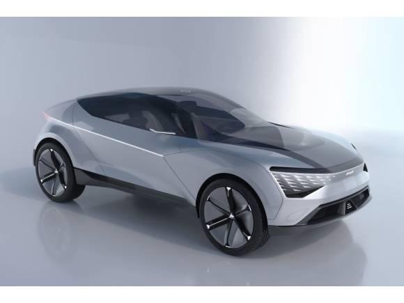 Kia Futuron Concept: eléctrico y con autonomía 4