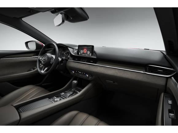 Nuevo Mazda 6 2018 con cambios de diseño y motores