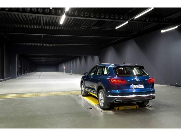 Volkswagen presenta los faros del futuro