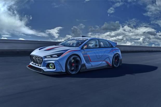 Hyundai RN30, el prototipo de carreras