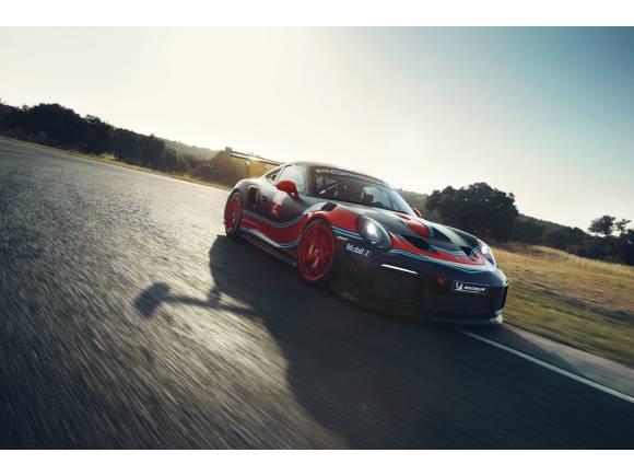 Porsche 911 GT2 RS Clubsport, una buena despedida para el 991