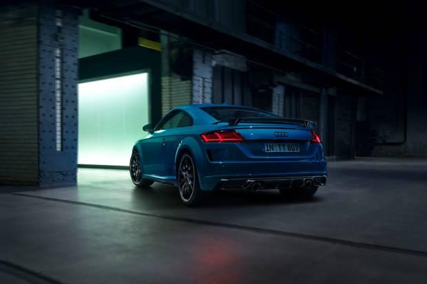 Nuevo Audi TT S Line Competition Plus: equipamiento más deportivo