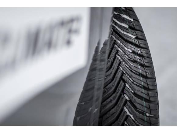Nuevos Michelin CrossClimate 2: todas las novedades del All Season