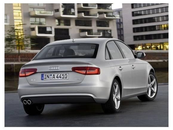 Nuevos coches: Audi actualiza el Audi A4