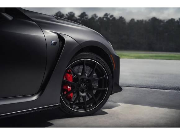 Salón de Detroit: presentada la versión F del Lexus RC