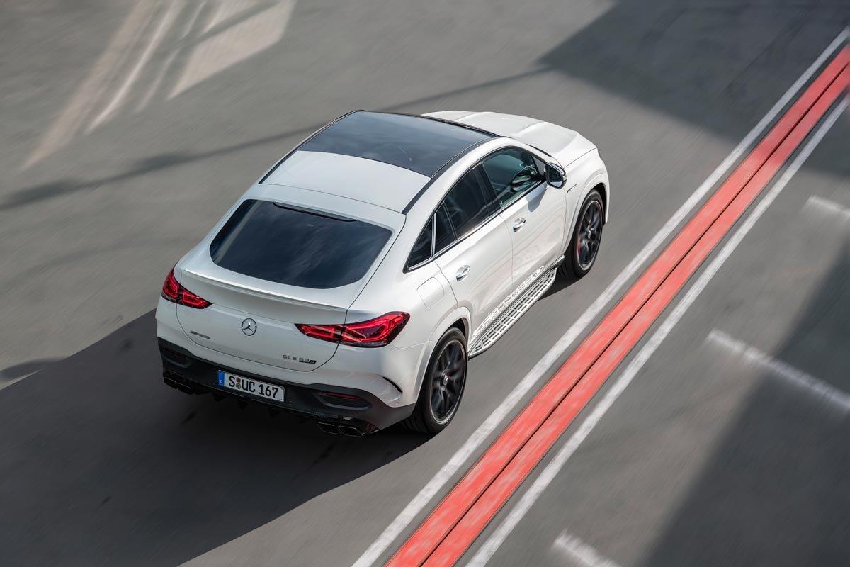 Mercedes-AMG GLE Coupé 63 S