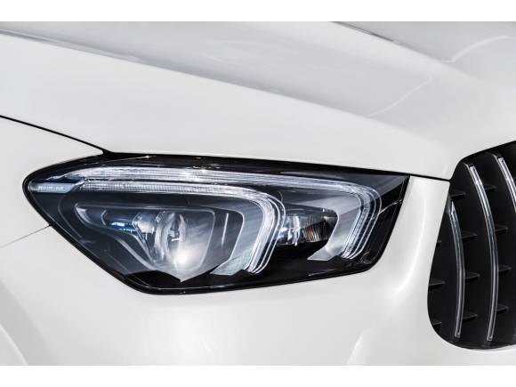 Mercedes GLE Coupé: llega la versión AMG 63 S con pegatina ECO
