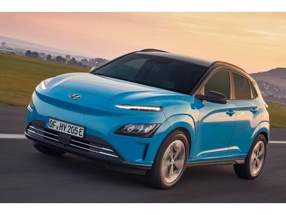 El Hyundai Kona eléctrico se renueva para 2021