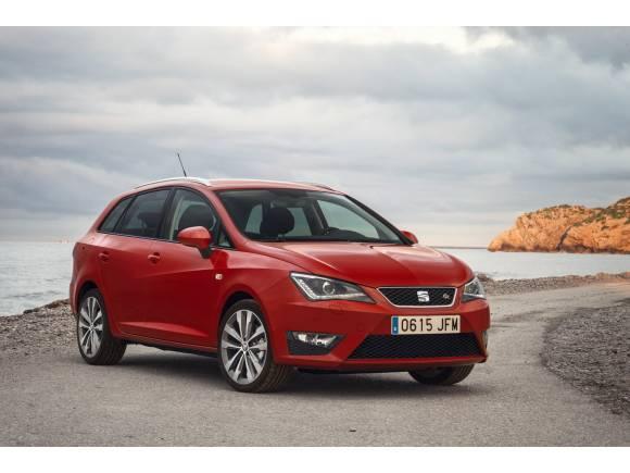 Prueba: Seat Ibiza Eco TSI 110 CV