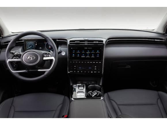 Prueba del nuevo Hyundai Tucson 2021: precio, opinión, híbrido, medidas,...