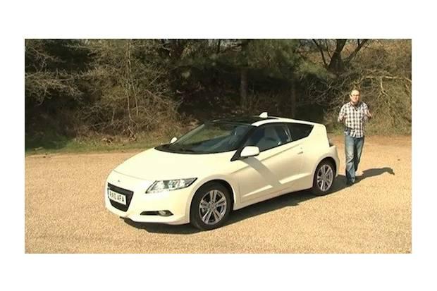 Vídeo: Honda CR-Z a todo detalle