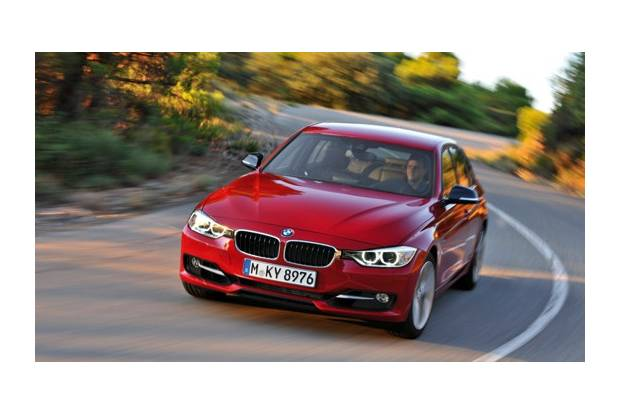 Vídeo: BMW Serie 3 2012