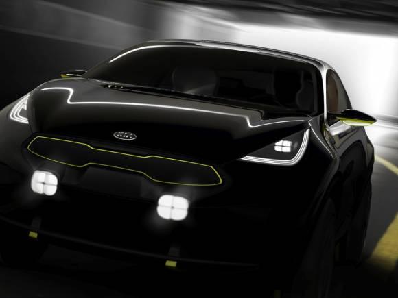 Nuevo Concept de coche urbano de Kia en el Salón de Frankfurt