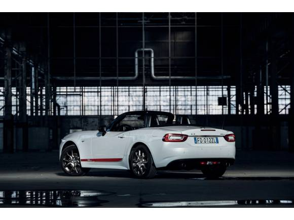 Fiat S-Design, ahora disponible para el 124 Spider