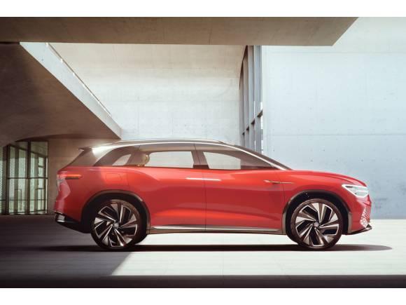 Volkswagen I.D. ROOMZZ, con el objetivo puesto en China