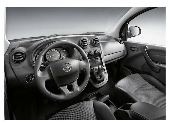 Nuevo Mercedes Citan, basado en el Renault Kangoo